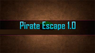 Карта на прохождение: Pirate Escape 1.0 для minecraft 1.5.2
