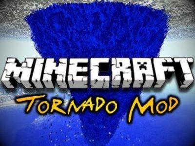 Мод на ураган для minecraft 1.6