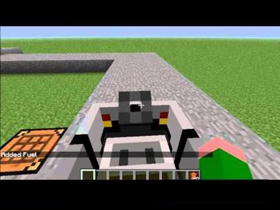Мод на машины для minecraft 1.5.2