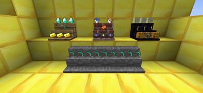 Shelf для Minecraft 1.5.2