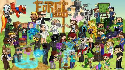 Minecraft Forge для minecraft 1.5.2