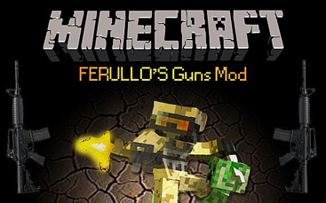 Ferullo's Guns Mod 2.7.0 для Minecraft 1.5.2